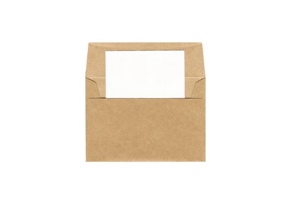 茶色の封筒